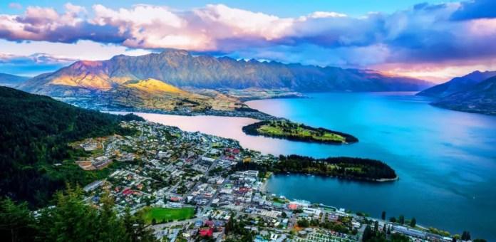 turismo en nueva zelanda