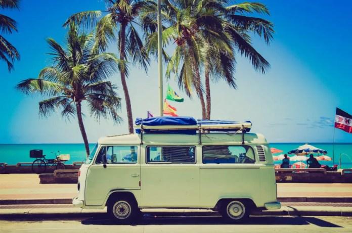 viajar a la playa