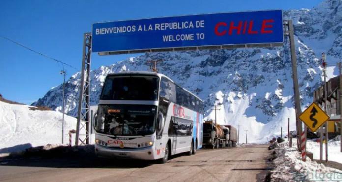 viajar a chile por tierra desde venezuela