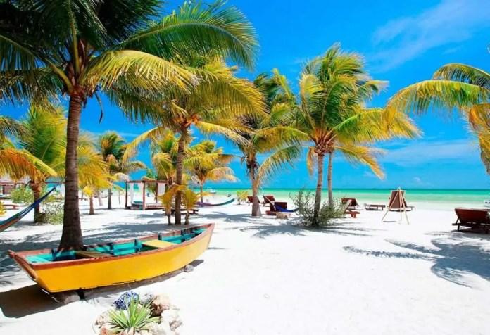 playas de mexico para luna de miel