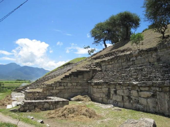 asentamientos mas antiguos de oaxaca