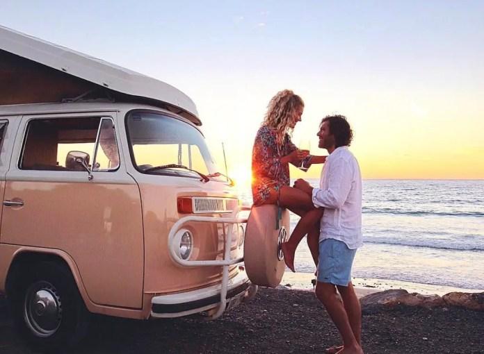lugares para ir en pareja de vacaciones