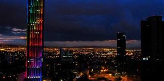 vivir una noche de rumba en Bogotá