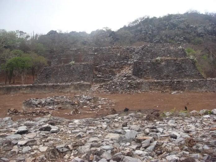 sitios arqueologicos de oaxaca