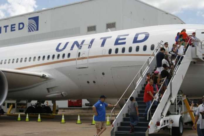 united airlines equipaje