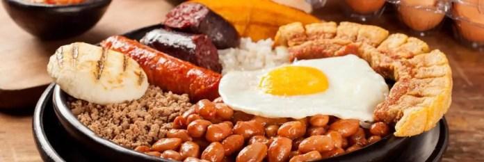 platos tipicos de colombia recetas