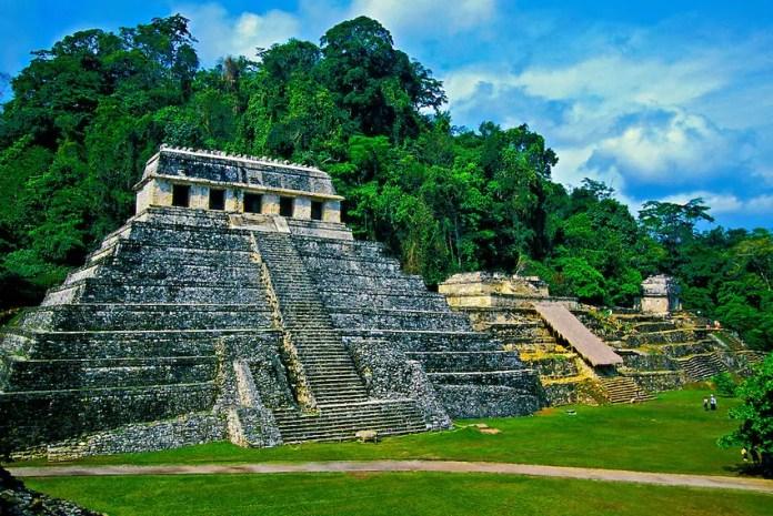zona arqueologica palenque