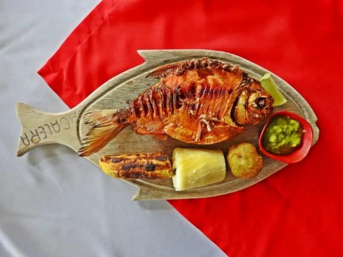 Es uno de los pescados más sabrosos de la zona y forma parte del plato típico de Caquetá