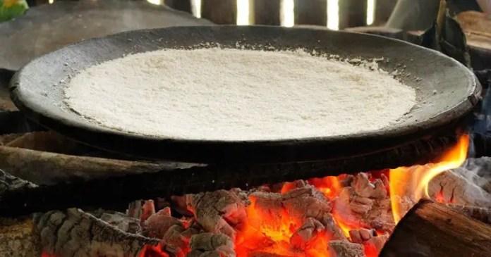El casabe es uno de los platos impelables que debes probar en la Amazonía