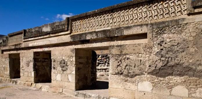 monte alban oaxaca zona arqueologica