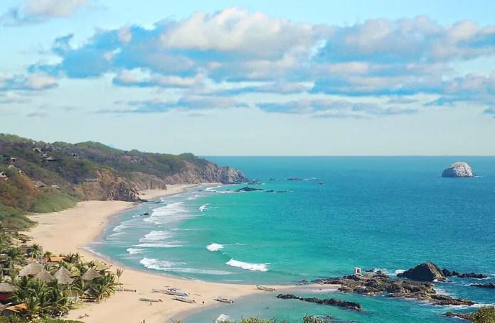 playas de mexico economicas