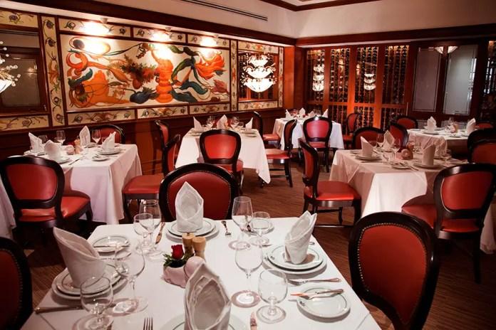 restaurante de cocina francesa en mexico