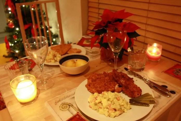 comida tradicional italiana en navidad