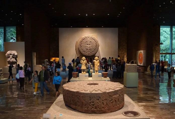 como llegar al museo de antropologia cdmx