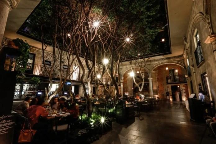 los mejores restaurantes de mexico