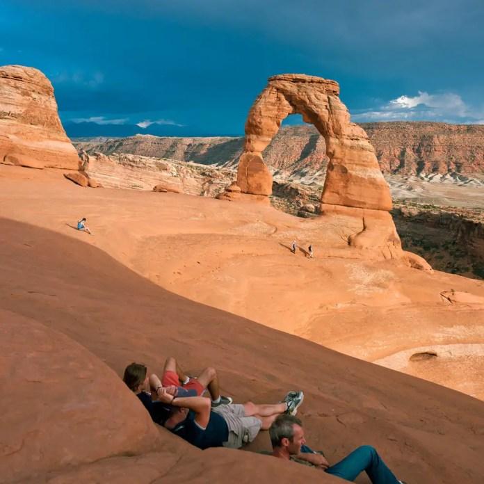 paisajes naturales de america del norte