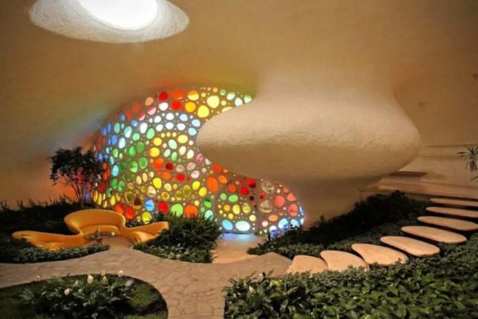 Casa Surrealista en México