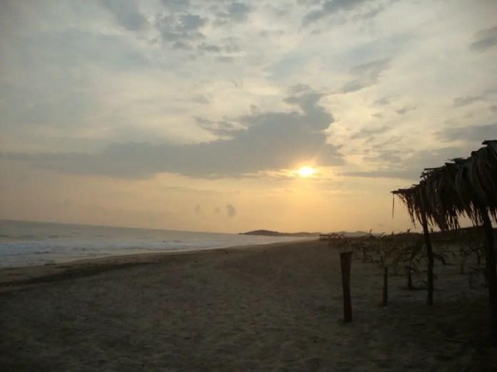 playa el venado oaxaca