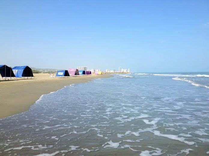 Mejores Playas de Cartagena: Playa Blas el Teso