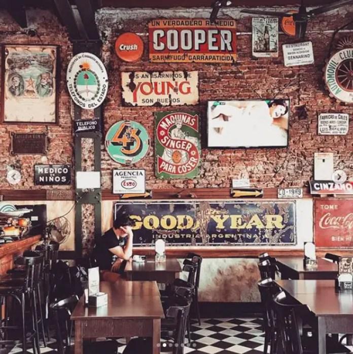 cafes en argentina