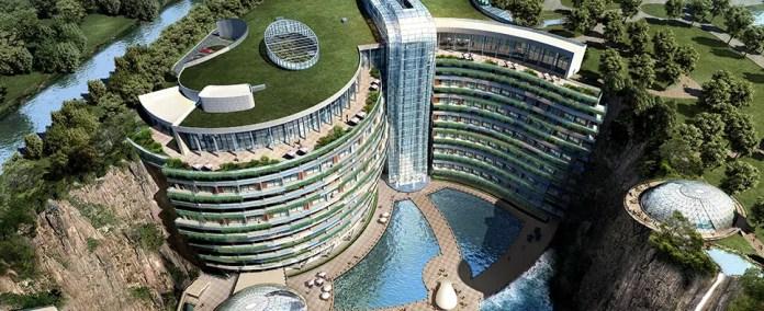arquitectura ecologica definicion