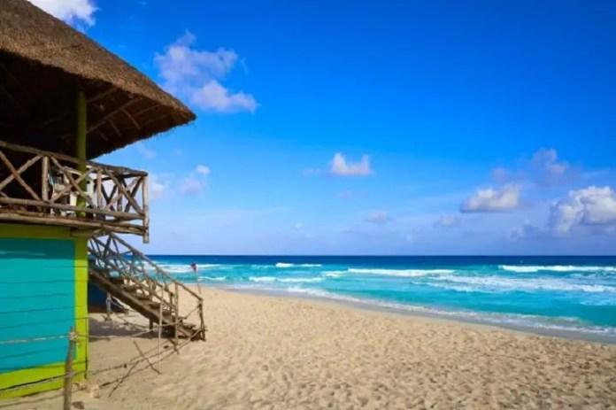 Viajar a Cozumel Playa San Martín