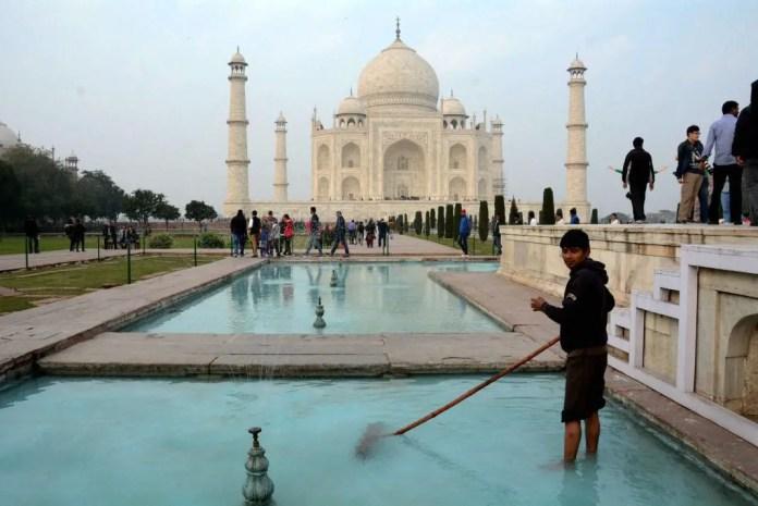 lugares mas emblematicos de india