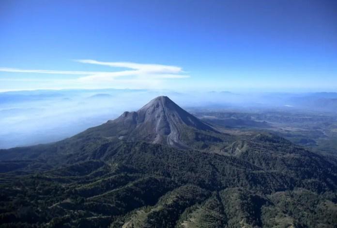 como llegar al volcan de colima