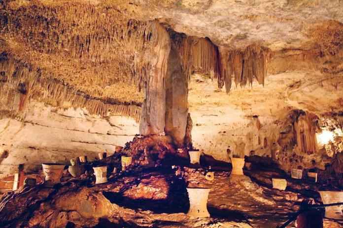 cuevas de balancanche historia