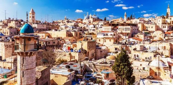 ciudades mas importantes de israel