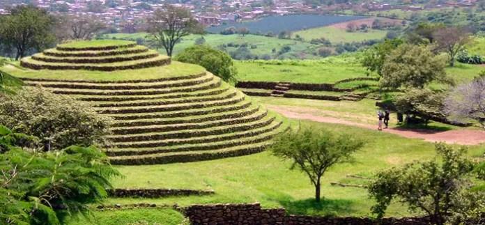 las piramides mas famosas de mexico