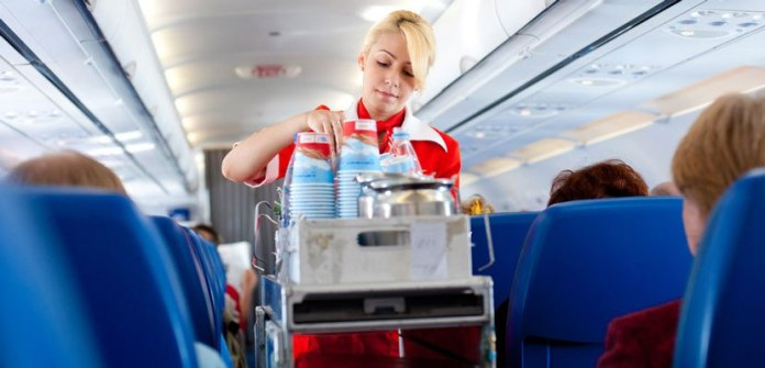 normas para viajar en avion