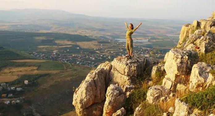 viajar sola a israel