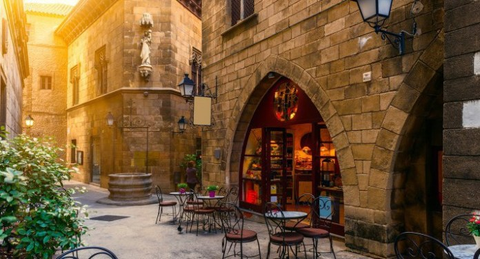barrio gotico barcelona que ver