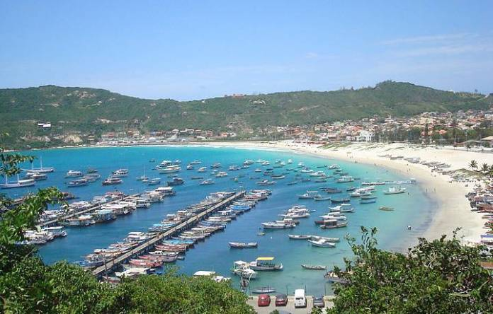 arraial do cabo centro