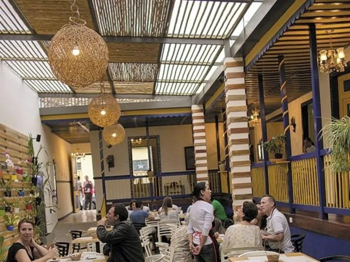 restaurantes tipicos en armenia quindio