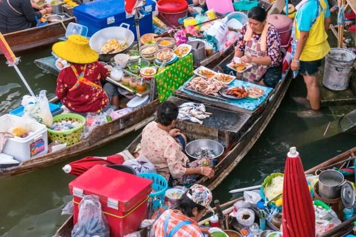 que visitar en tailandia en 15 dias