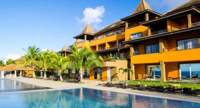 hoteles en salvador de bahia frente al mar