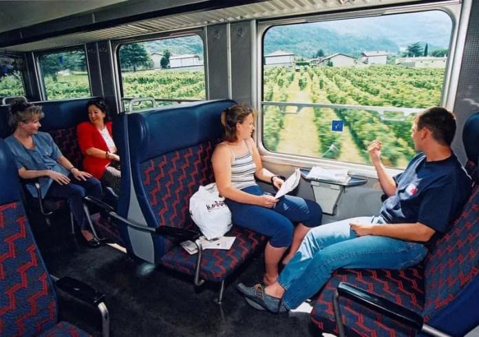 como funciona interrail