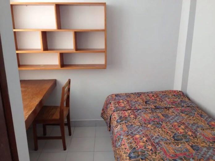 cuanto cuesta rentar una habitacion en mexico