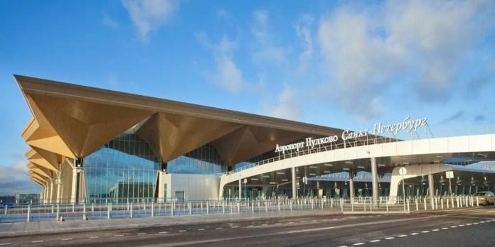 aeropuertos de san petersburgo