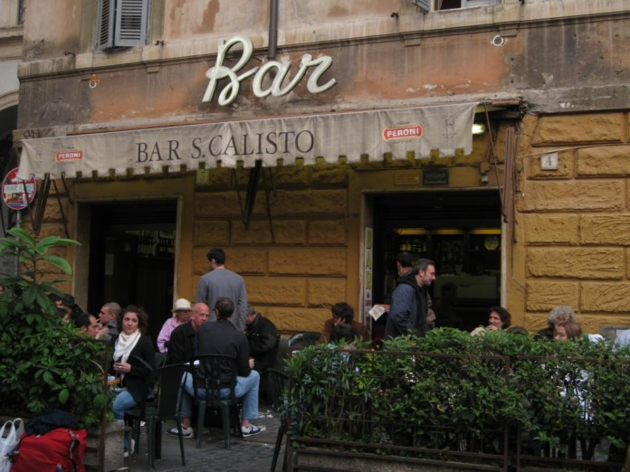 mejores bares en roma