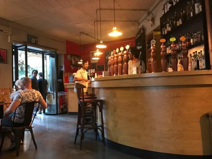 trastevere roma bares