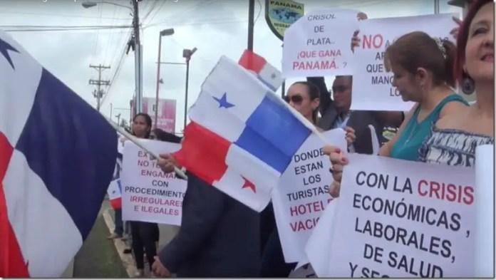 vivir en panama siendo venezolano