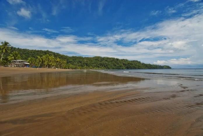 mejores playas de bahia solano