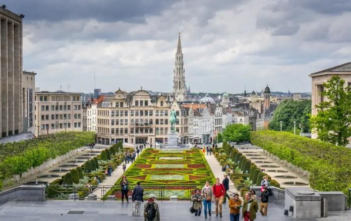 lugares mas emblematicos de bruselas