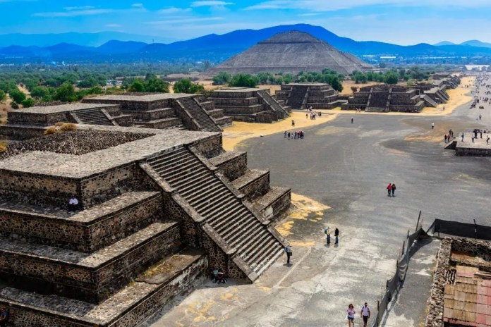 como llegar a las piramides de teotihuacan