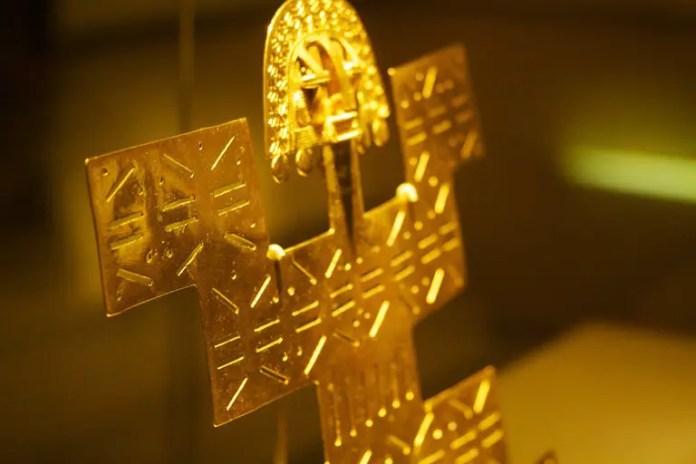 Museo de oro de Bogotá