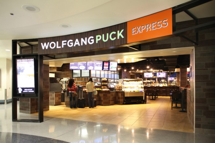 sitios para comer en aeropuerto los angeles