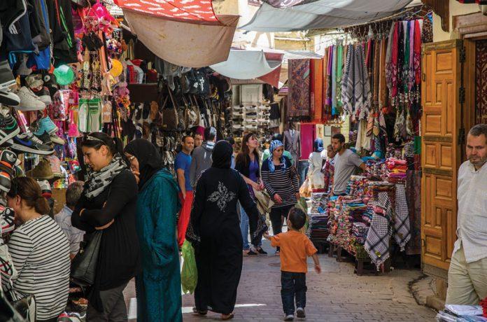 destinos populares en marruecos